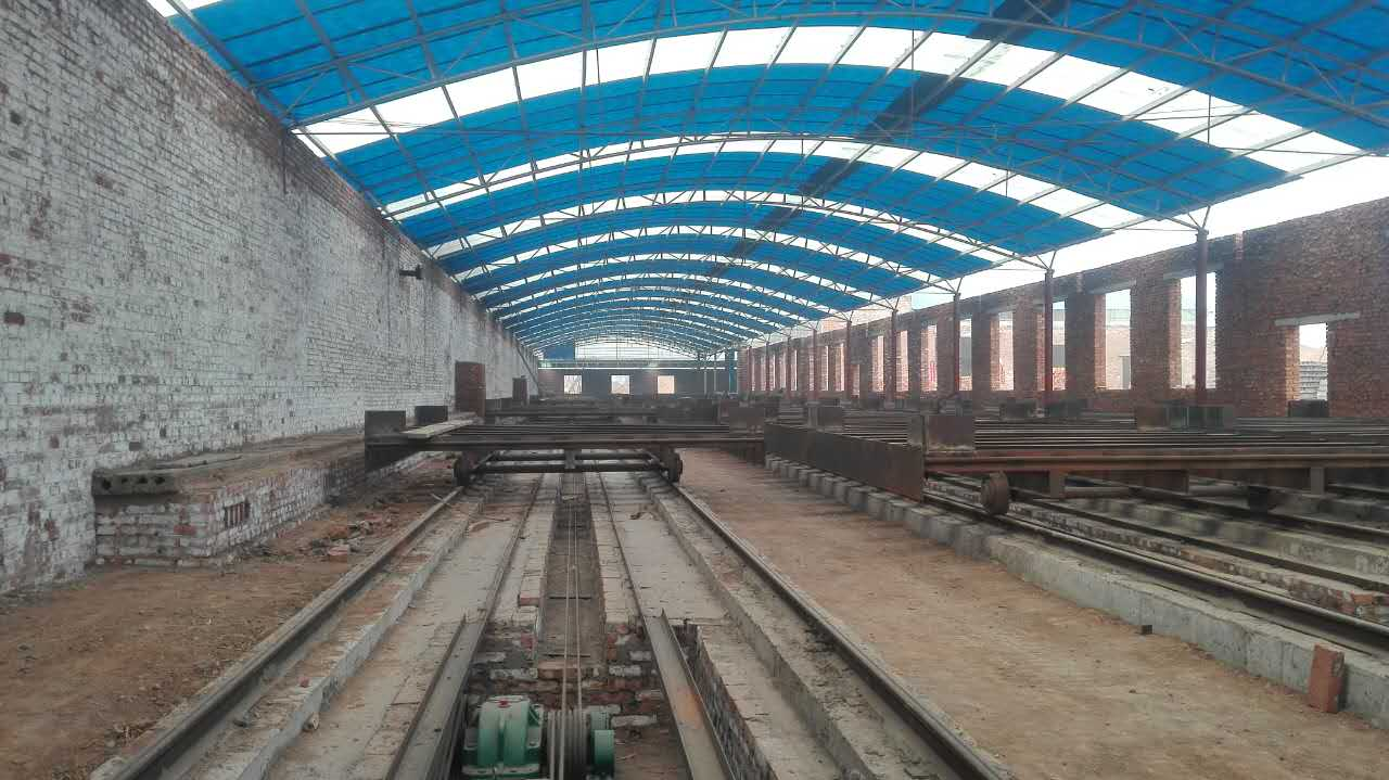 300000 BRICKS PER DAY PRODUCTION LINE IN HEBEI