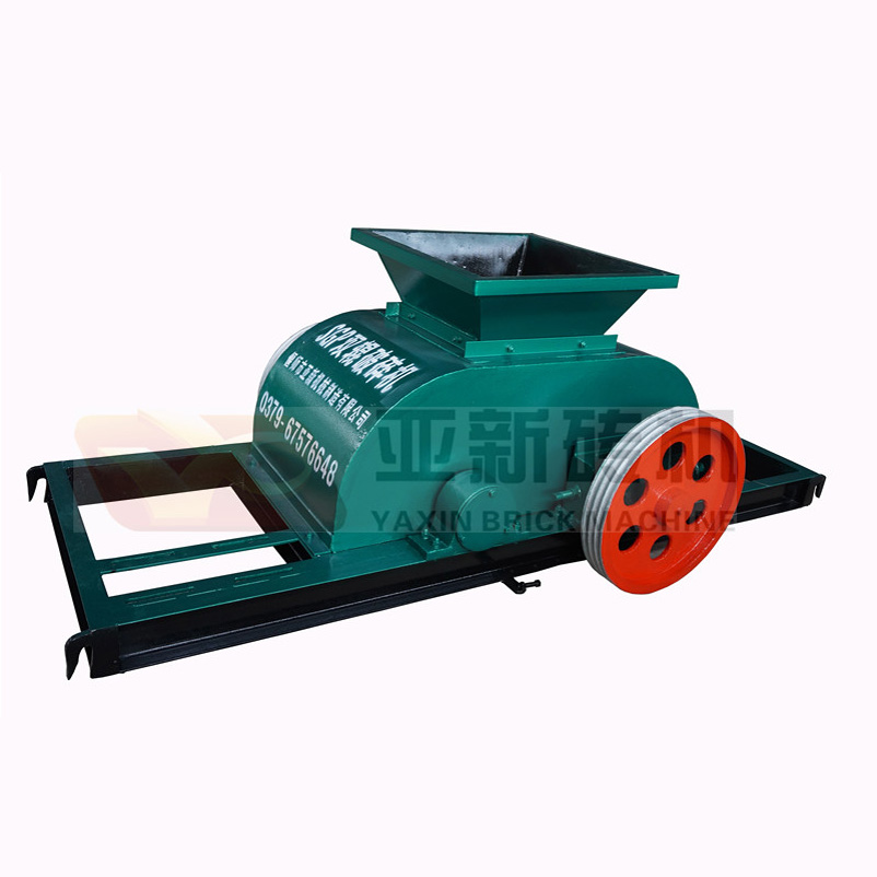 The SGP double roll crusher