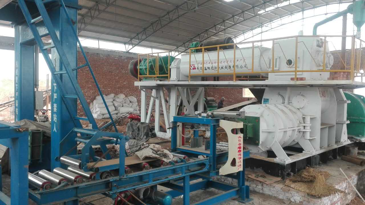 Daily 25-400000 standard brick production line equipment